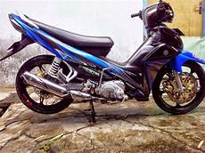 Modifikasi Jupiter Z Simple by New Jupiter Z Modifikasi Simple Thecitycyclist