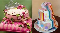 Kuchen Verzieren Ideen - top 30 easy birthday cake decorating ideas cakes style
