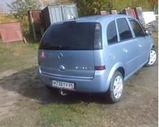 2007 Opel Meriva Photos 1 6 Gasoline Ff Manual For Sale