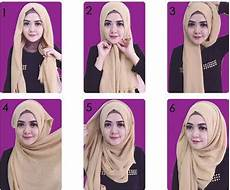 7 Cara Memakai Jilbab Modis Dan Modern Dengan Tutorial