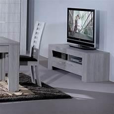 meuble bois gris meuble tv gris clair tahiti univers du salon