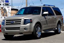 2008 Ford Expedition EL Pictures  106 Photos Edmunds