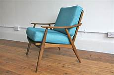 1950s Swedish Armchair In Solid Ash Furniture In