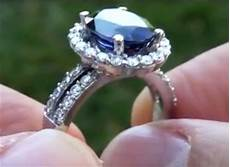 sapphire engagement rings meaning