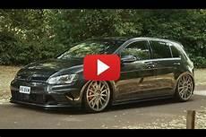 tuned mk7 vw golf gtd fast car
