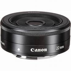 canon ef m canon ef m 22mm f 2 stm lens 5985b002 b h photo