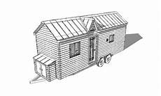 the turtle tiny house plans by humble homes