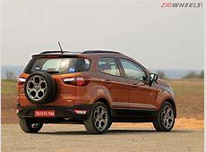 Kia Seltos vs Hyundai Venue vs Ford EcoSport vs Mahindra