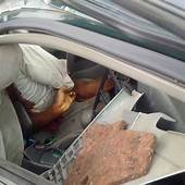 More Graphic Photos 4rm The Accident That Happened At