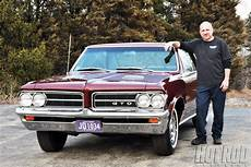 motor repair manual 1964 pontiac lemans lane departure warning joe demesy s 8 000 mile 1964 pontiac gto hot rod network