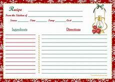 5x7 recipe card template free snowflake background recipe card 5x7 recipe