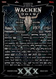 wacken 2019 tickets wacken 2019 festival wizard