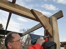 carport selber bauen bildanleitung diy pallet furniture