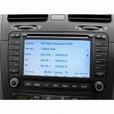 2014 Volkswagen Navigation Mfd2 Travelpilot Dx Sat Nav