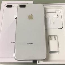 apple iphone 8 plus silver 64gb brand new at t for sale in