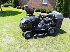 slicks garage lawn mower craftsman dys 4500 42 inch 24hp briggs mower for