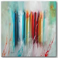 Acrylbilder Modern Selber Malen - bratis unikat acryl bilder gem 228 lde kunst abstrakt 980c