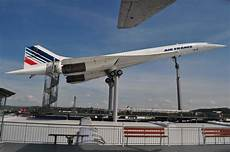 concorde on display picture of technik museum speyer