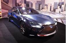 Lexus New Models 2020 New Lexus Lf Fc Fuel Cell Concept To Go On Sale Before