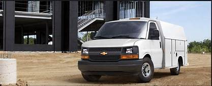 2020 Chevrolet Express Redesign Release Date Cargo