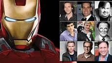 Iron Man Darsteller Characters Voice Comparison Quot Iron Quot