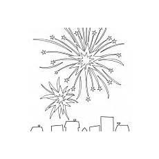 silvester feuerwerk gl 252 ckssymbole ausmalbilder