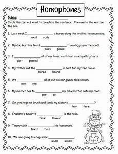 writing sentences with homophones worksheets 22183 free homonyms worksheets for 2nd grade 1 school teaching the end and 1 quot