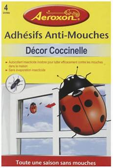 Tue Mouche Efficace Anti Mouches Adhesif Tue Mouche