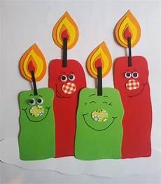 Fensterbilder Weihnachten Vorlagen Grundschule Niedliches Fenster Bild Kerzen Zum Advent Weihnachten