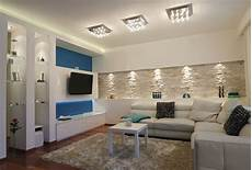 coole beleuchtungsideen f 252 r wohnzimmer mit indirekter beleuchtung freshouse