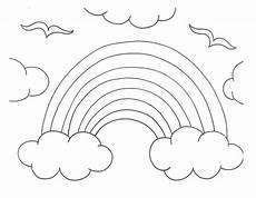 Ausmalbild Regenbogen Ausmalen Malvorlagen Fur Kinder Ausmalbilder Regenbogen Kostenlos