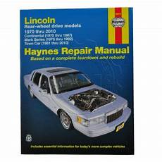 free download parts manuals 1991 lincoln town car parking system lincoln town car haynes repair manual am autoparts