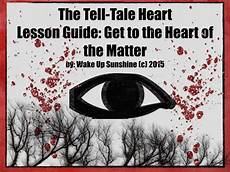 tale mini lesson 15024 the tell tale lesson guide get to the quot quot of the matter explore edgar allen poe s
