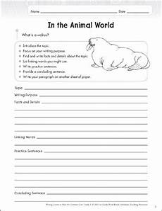 animals around us worksheet for grade 3 14405 in the animal world grade 3 informative writing lesson printable assessment tools and checklists