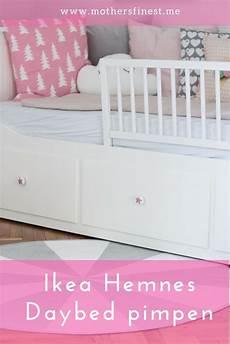 Hemnes Tagesbett Kinderzimmer - ikea hemnes daybed pimpen ikea hack ikea hemnes bett