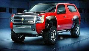 2016 Chevy K5 Blazer Review  Car Reviews Pinterest