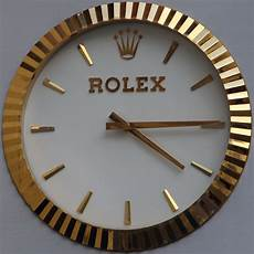 rolex wallclocks and the authentic rolex wallclock