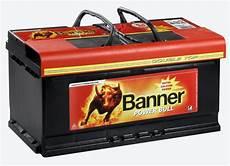 Banner Power Bull 12v 95ah Bc P95 33 Batteriepool