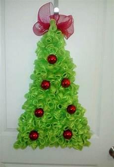 2014 deco mesh christmas tree so much fun to make