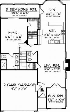 house plans for sloping lots in the rear for the rear sloping lot 8978ah architectural designs