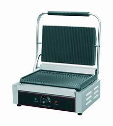 Grill De Contact Quot Panini Quot Professionnel Medium