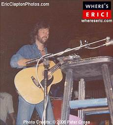 Eric Clapton What Of Guitar Does He Play