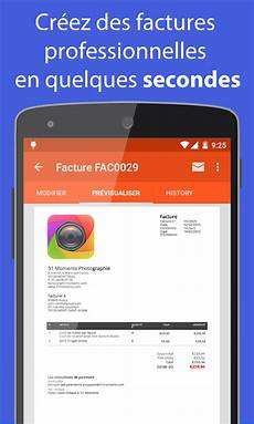 Facture Facile Applications Android Sur Play