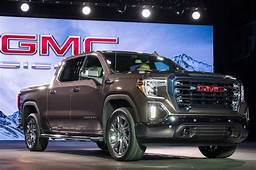 2019 GMC Sierra 1500 Five Things You Need To Know