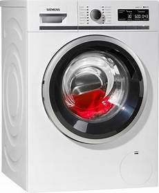 siemens waschmaschine iq700 wm14w540 8 kg 1400 u min