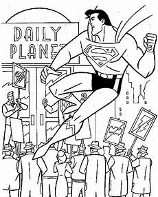 superman coloring pages free printable coloring pages