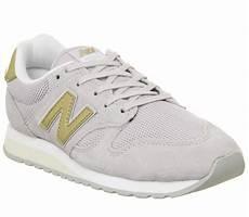 new balance 520 trainers light classic gold