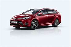 Toyota Avensis 2017 - toyota yaris and avensis ied for 2017 toyota uk
