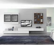 livitalia wohnwand c96b wohnen tv wand wohnzimmer und