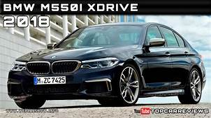 2018 BMW M550i XDrive Review Rendered Price Specs Release